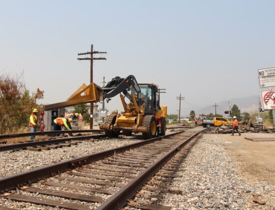 Metro Gold Line Foothill Extension